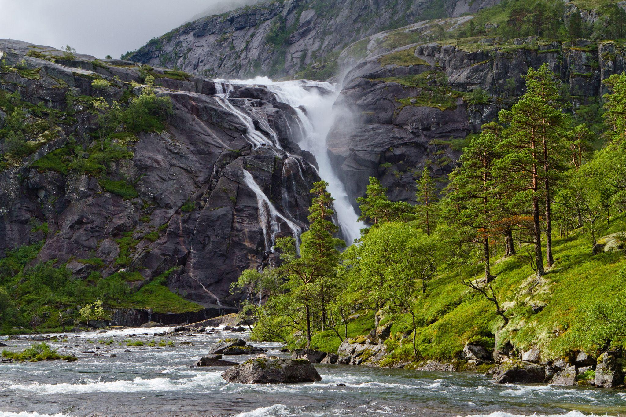 Норвегія_гори_похід