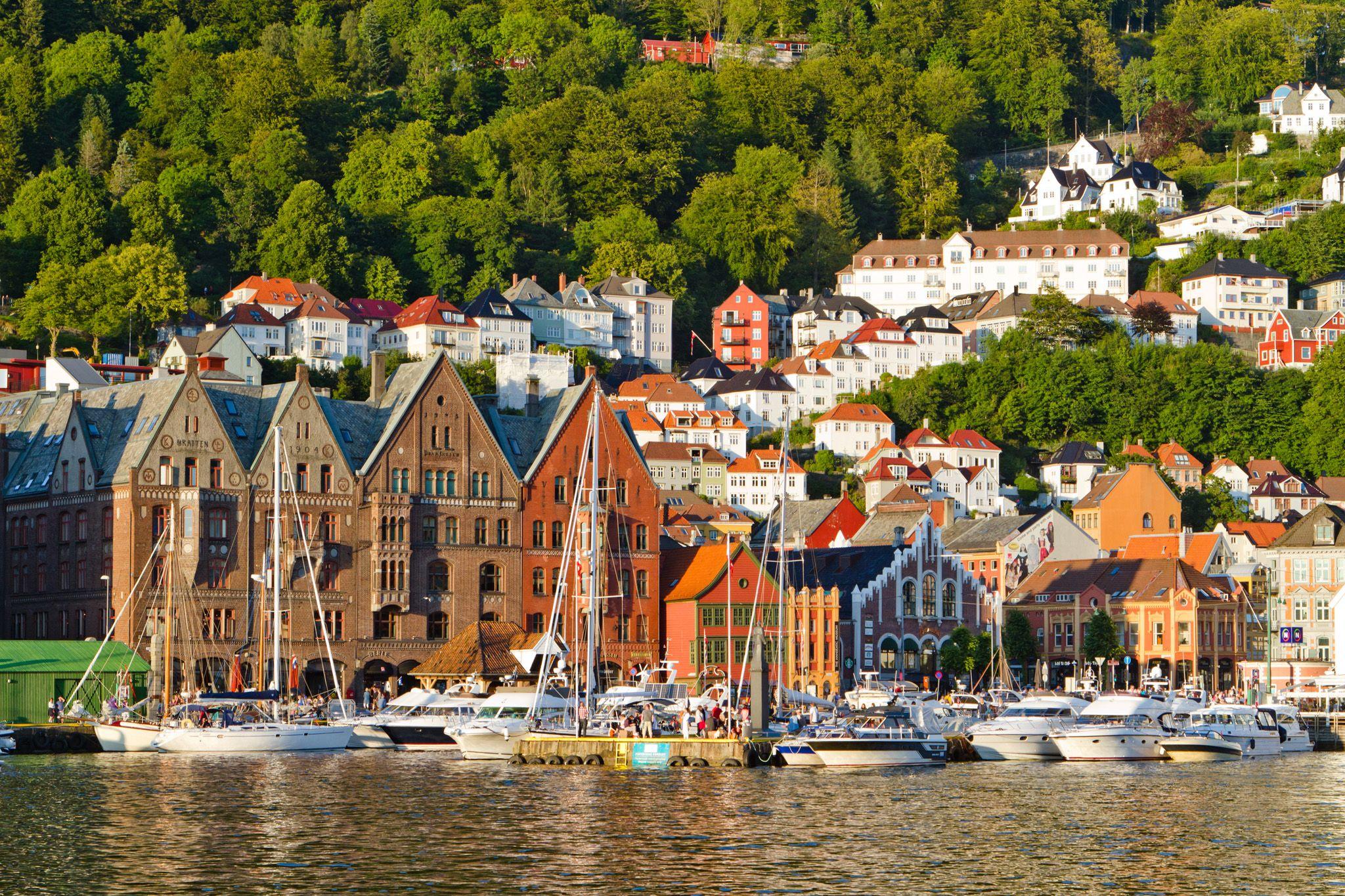 Норвегия_Берген