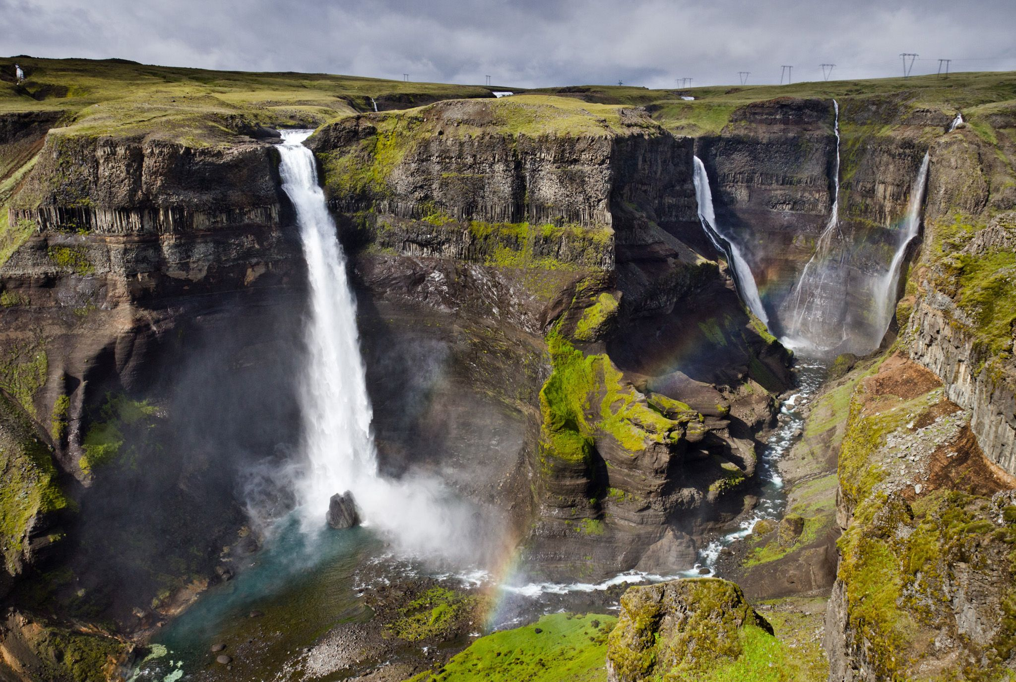 Исландия_природа