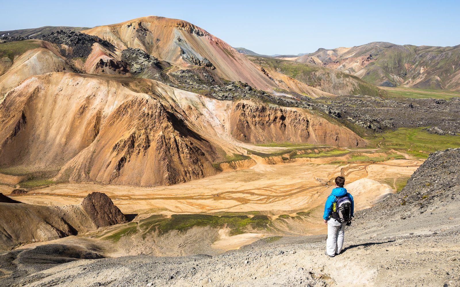 Исландия_горы