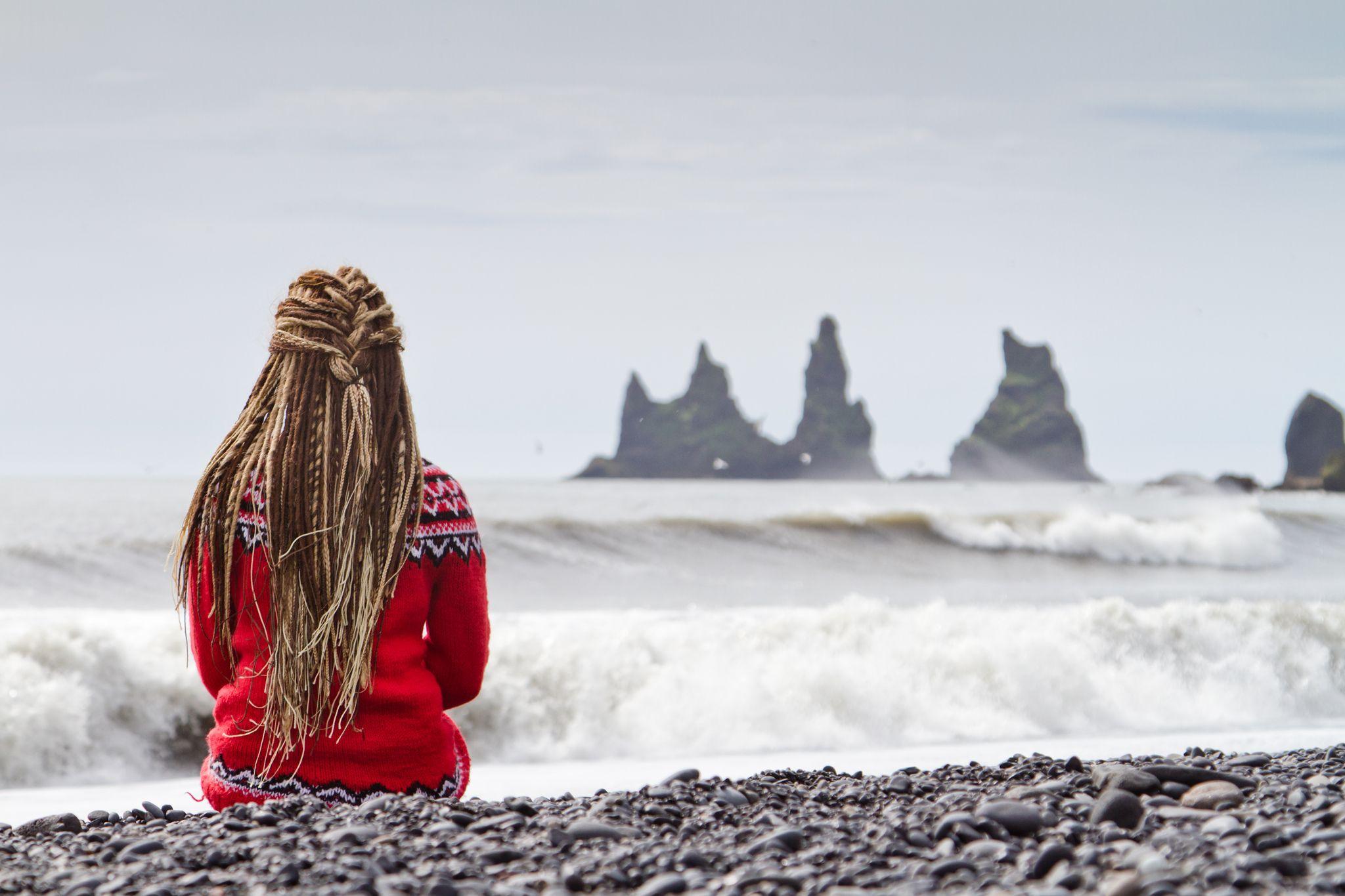 містечко Вік_Исландия