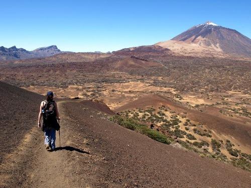 Arenas Negras Teide National Park
