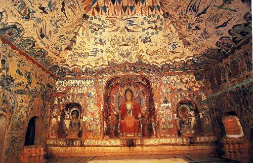 Буддіиські розписи 2