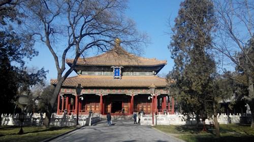 Храм Конфуція