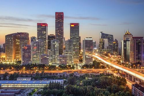 нічнии Пекін