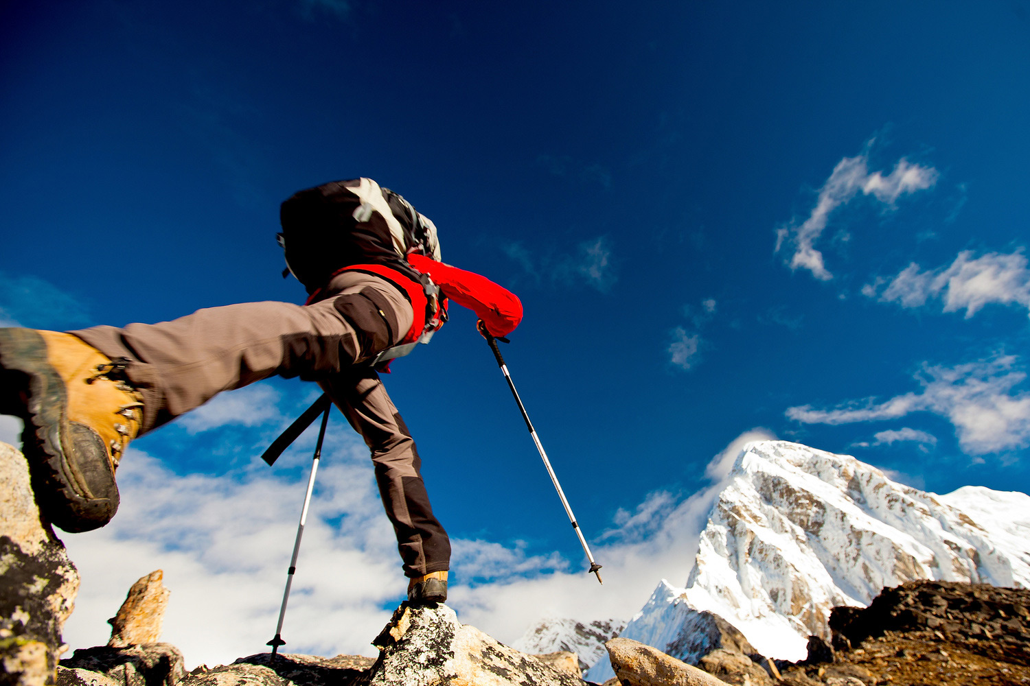 Trekking in Nepal