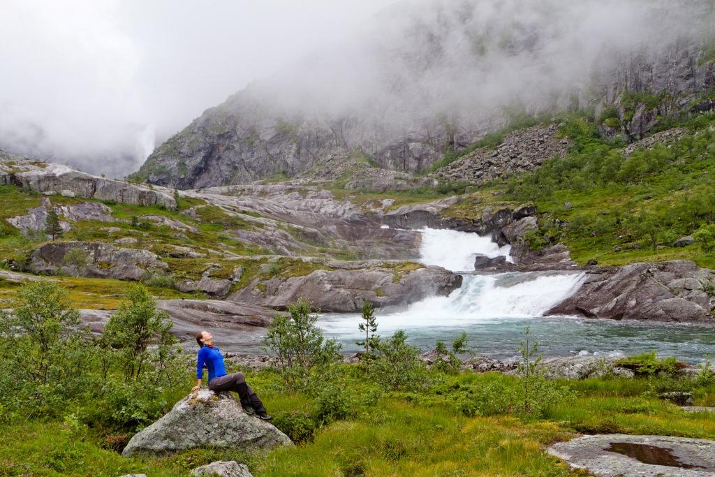 Норвегия_с Вездиходом