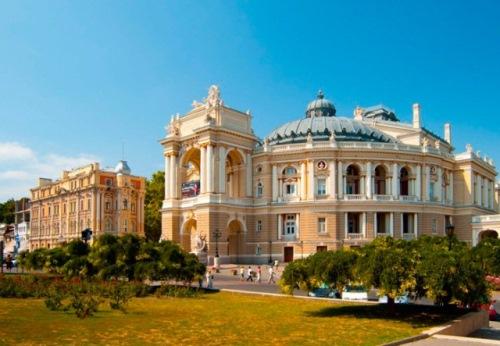 Одесса театр