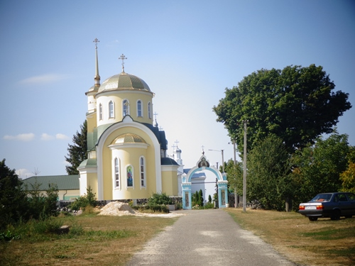 Монастырь Тригорье фото 4