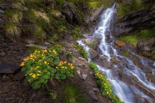 Дзембронские (Смотрицкие) водопады, фото Дмитрий Косменко